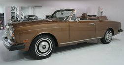 1973 Rolls-Royce Corniche Convertible | Only 21,386 miles!