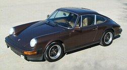 1974 Porsche 911 --