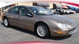 2001 Chrysler Concorde LX