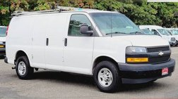 2018 Chevrolet Express Cargo Van 2500
