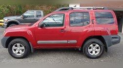 2011 Nissan Xterra X 4WD