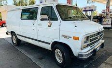 1993 Chevrolet Chevy Cargo Van G20