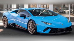 2019 Lamborghini Huracan LP 640-4 Performante