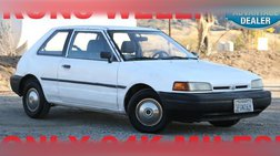 1993 Mazda 323 Base