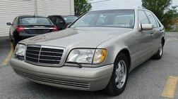 1999 Mercedes-Benz S-Class S 320 LWB