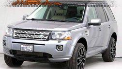 2015 Land Rover LR2 Base