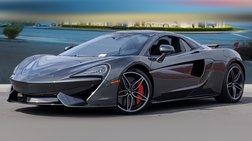 2019 McLaren 570S 2DR 570S SPIDER