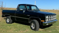 1981 GMC C/K 1500 Series K1500