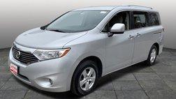 2016 Nissan Quest Platinum