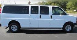 2015 Chevrolet Express LT 3500