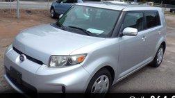 2011 Scion xB 5-Door Wagon 5-Spd MT