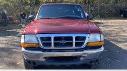 2000 Ford Ranger Pickup 2D
