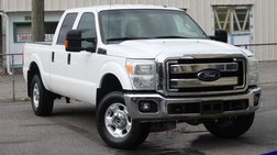 2012 Ford Super Duty F-250 XLT