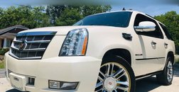 2013 Cadillac Escalade Hybrid Platinum Hybrid