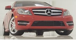 2013 Mercedes-Benz C-Class C 350 4MATIC