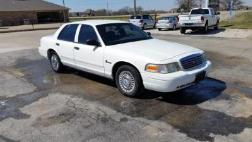 2001 Ford Crown Victoria S