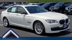 2015 BMW 7 Series XI
