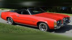1972 Mercury Cougar XR 7 CONVERTIBLE 1 OF 1,929 LOW MILES
