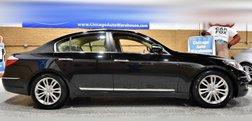 2010 Hyundai Genesis 4.6L V8