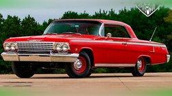 1962 Chevrolet Impala SS 2-Door Sport Coupe