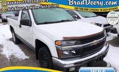 2007 Chevrolet Colorado Work Truck