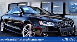 2011 Audi S5 4.2 quattro Prestige