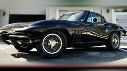 1965 Chevrolet Corvette Stingray 1LT Coupe Manual