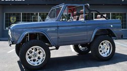 1976 Ford Bronco Custom