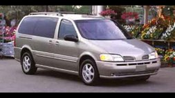 2003 Oldsmobile Silhouette GLS