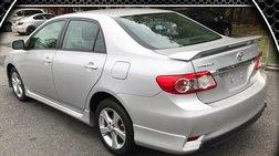 2011 Toyota Corolla LE