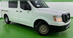 2014 Nissan NV Cargo 1500 S