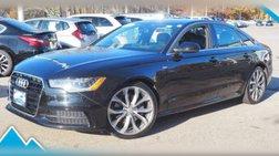 2015 Audi A6 3.0 quattro TDI Prestige
