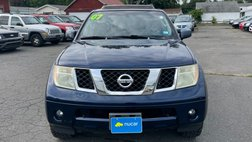 2007 Nissan Pathfinder 4WD 4dr SE