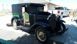 1930 Ford 1930 FORD MODEL A / CLEAN TITLE/ RUNS GREAT/