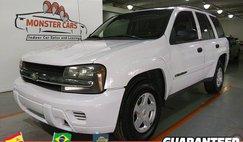2002 Chevrolet TrailBlazer Extended Sport Utility 4D