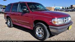 1996 Ford Explorer XL 4-Door 4WD