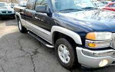 2005 GMC Sierra 1500 Work Truck