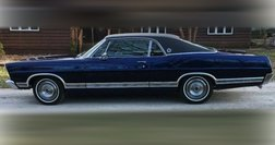 1967 Ford LTD - 289 V8 - AUTO TRANS - NICE PAINT