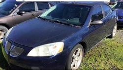 2008 Pontiac G6 Base