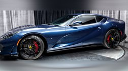 2018 Ferrari 812 Superfast Coupe Original MSRP $403k+ Stunning Combination LO