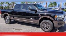 2019 Ram Ram Pickup 2500 Laramie Longhorn