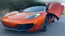 2014 McLaren MP4-12C MP4-12C SPIDER
