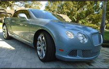2013 Bentley Continental GT Base