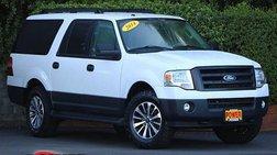 2014 Ford Expedition EL XL Fleet