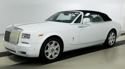 2015 Rolls-Royce Phantom Drophead Coupe Base