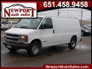 1999 Chevrolet Express Cargo Van G3500