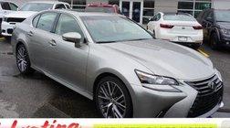 2020 Lexus GS 350 350