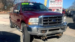 2004 Ford F-250 Lariat SuperCab Long Bed 4WD