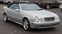 2001 Mercedes-Benz CLK-Class CLK 430