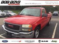2004 GMC Sierra 1500 119.0 WB